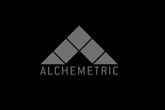 Alchemetric Logos & Web/Print Campaign